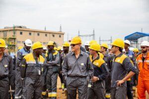 Centrale Electrique du Congo