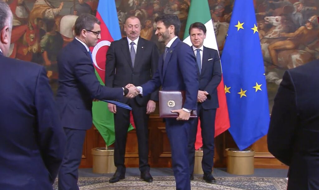Italia Azerbaijan
