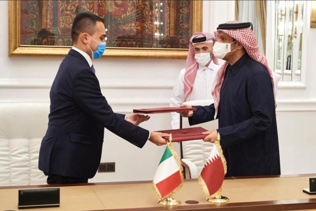 italia qatar visita di maio