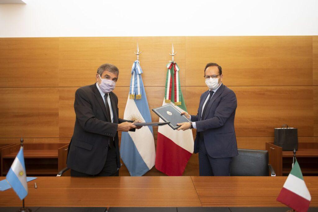 Italia e Argentina