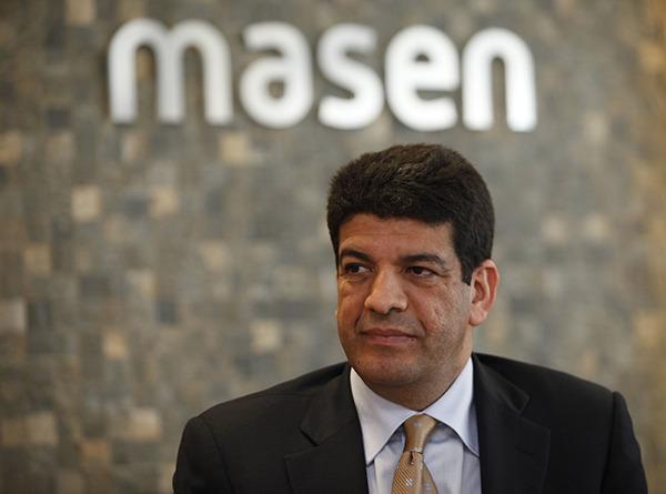 Mr. Mustapha Bakkoury, Chairman and CEO of MASEN