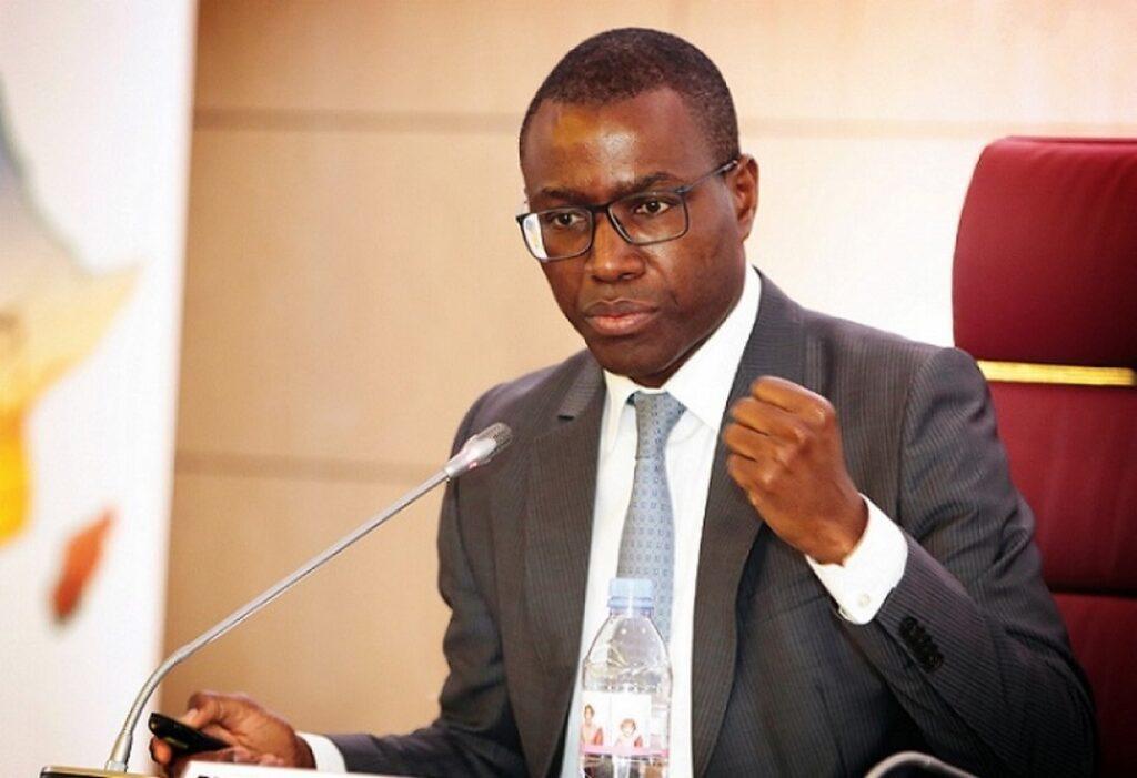 senegalese economy minister hott italy-senegal partnership