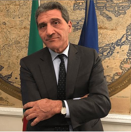 fabio cassese, ambasciatore in giordania