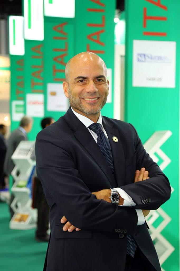 Amedeo Scarpa, Direttore dell'Ufficio ICE di Dubai