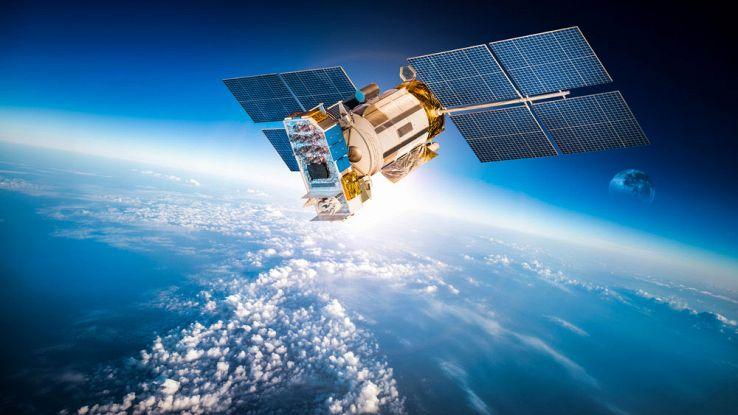 satellite solare galileo