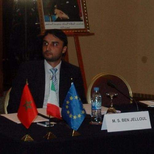 Mohamed Sami Ben Jelloul, capo della delegazione ICE al Salone del Mobile 2021
