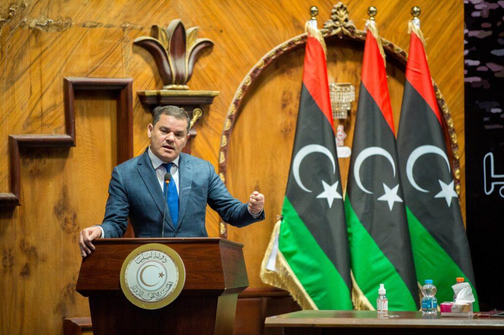 Abdulhamid Dabaiba, primo ministro della Libia