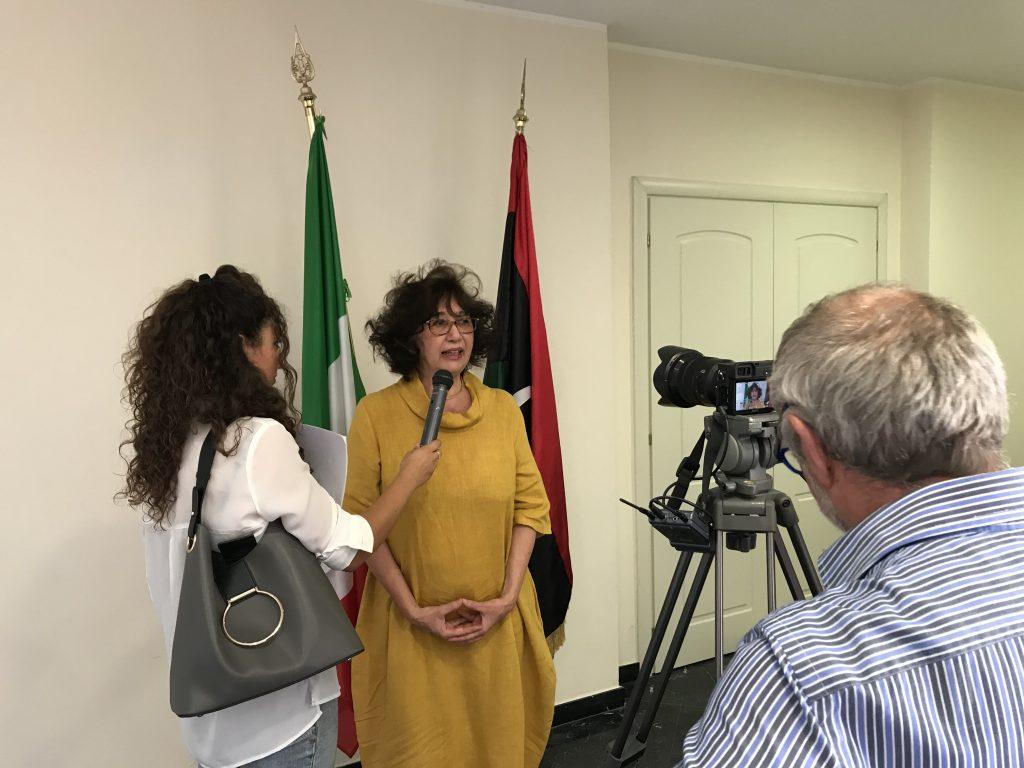 Luisa Musso, Presidente della Fondazione MedA
