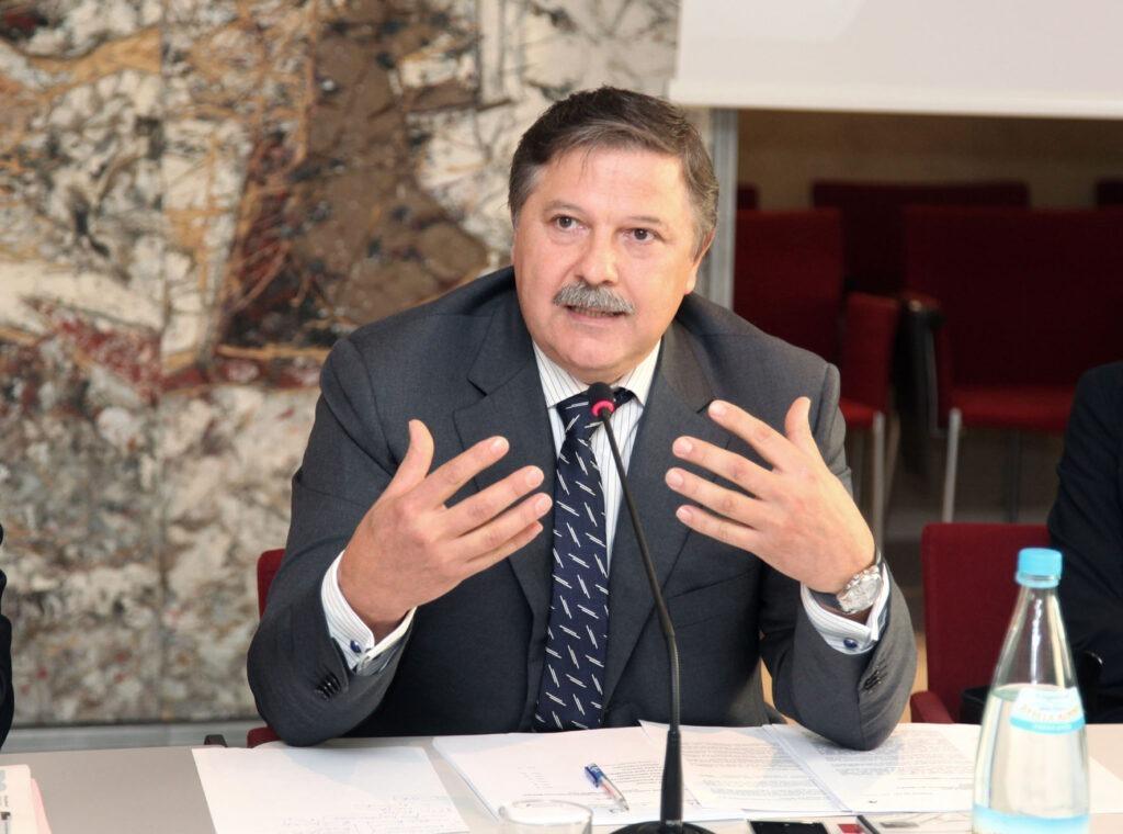 Romano Baruzzi, capo del desk Libia di ICE