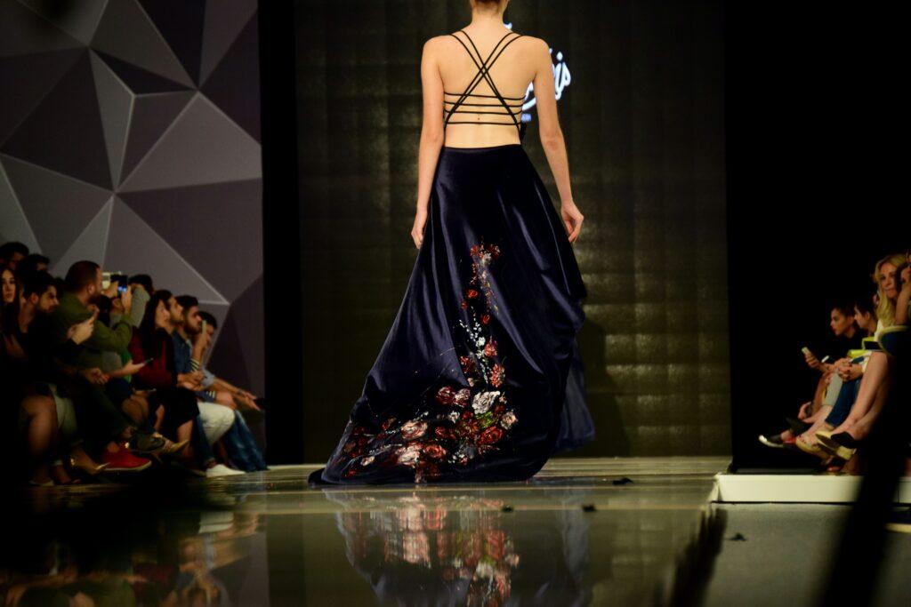 Milano Fashion Week, detail