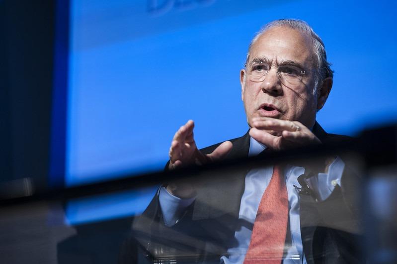 Angel Gurría, ex segretario generale dell'OECD, ospite al T20 Summit