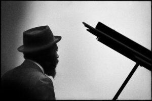 88 Thelonious Monk Milano 1964