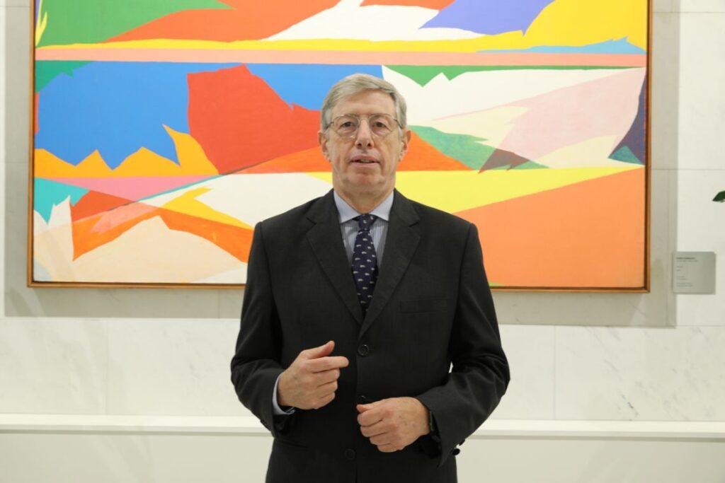L'ambasciatore italiano in Turchia Massimo Gaiani